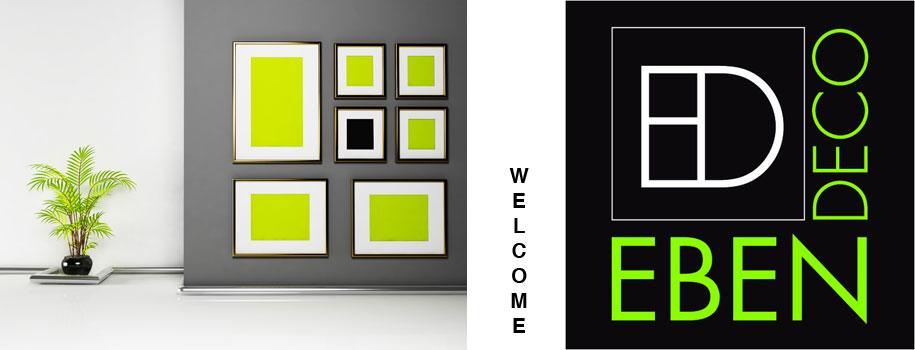 EbenDECO | Bienvenue. Choisissez votre profil
